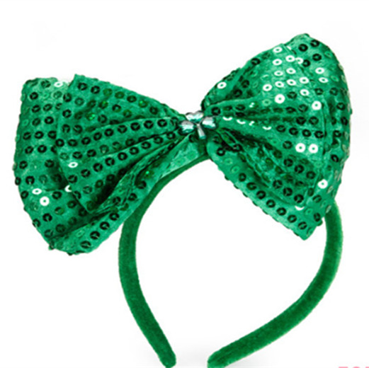 sequin-boppers-headband-St Patrick