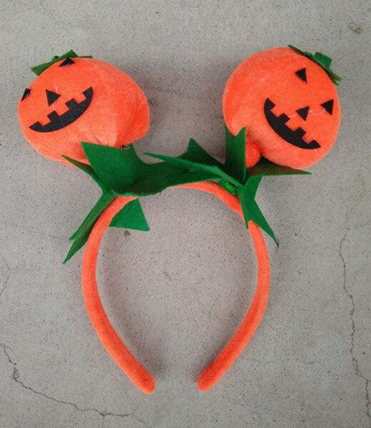 Multi-style Skull Pumpkin Spider Headbands