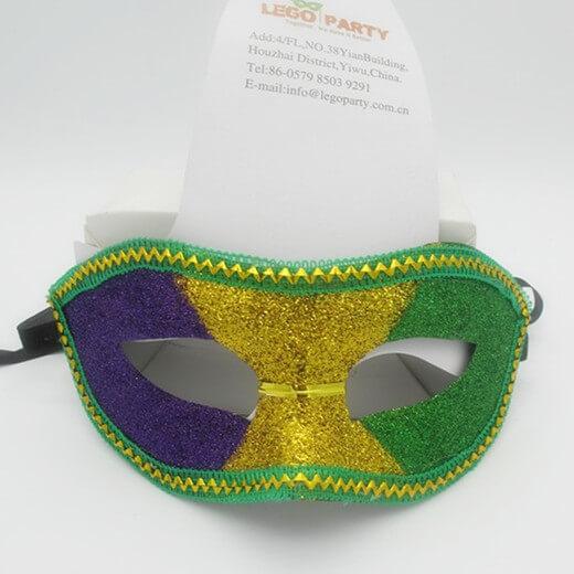 PGG Glitter Masks