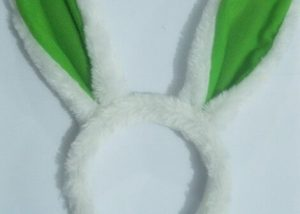 Easter Party Bunny Headband