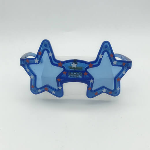 Light Up Star Glasses