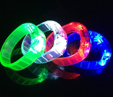LED Flashing Bracelets For Every Day Party Favor Accessories