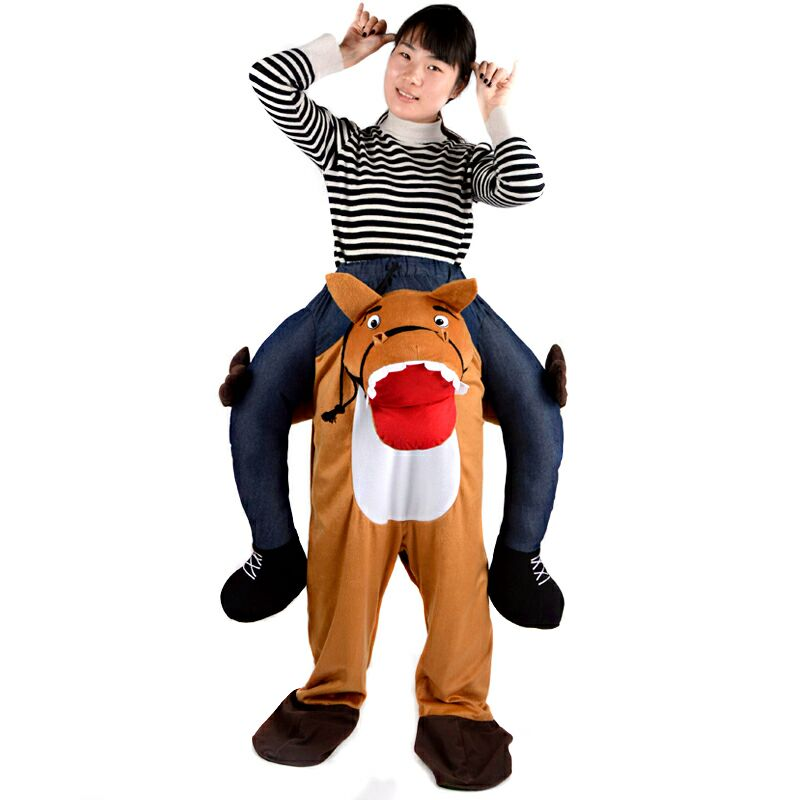 Carry Me  Mascot Costume