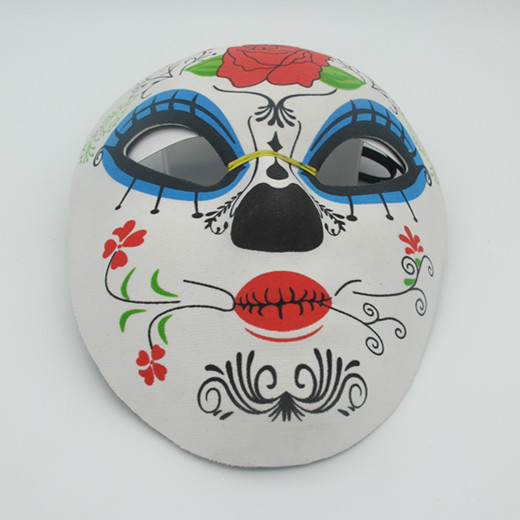 Day of The Dead Carnival Cruise Wear Sugar Masks