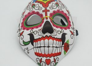 Cruise Wear Day of the Dead Carneval Masks