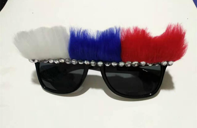 Patriotic Eye Glasses Italy Brazil German Turkey France Countries Glasses