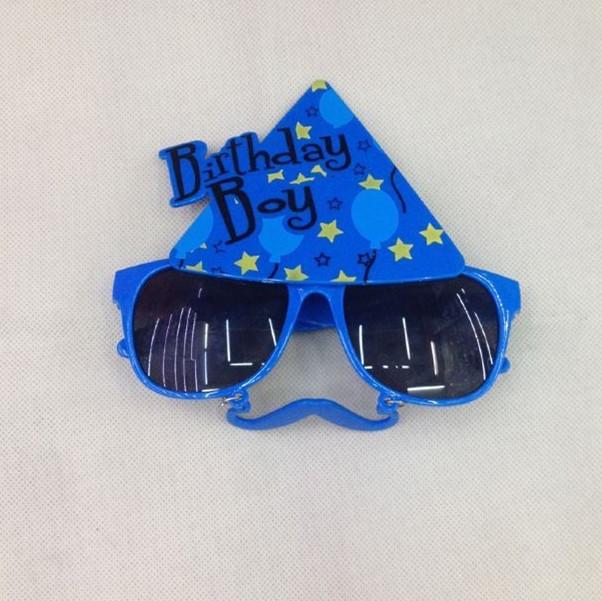 Party Glass Happy Birthday Party Glasses Birthday Girl Boy Glasses