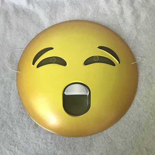 Emoji Mask-Want to Cry