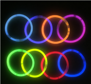 Party Celebration Ball Music Show Party Glow Stick Bracelet