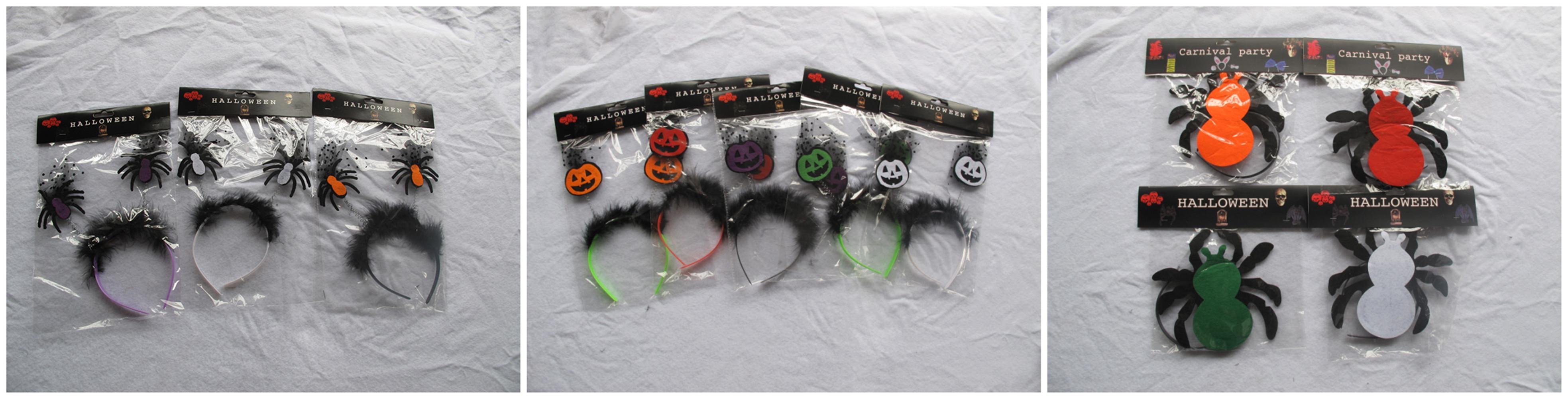 Halloween Scary Headbands