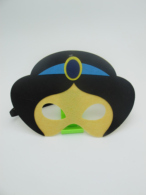 Children Non Woven Masks Pirate Mask Costume Wear