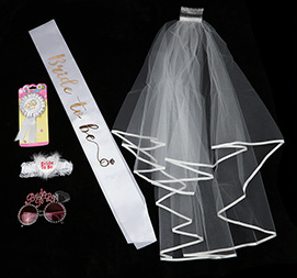 Hen Stag Party Lover Wedding Supplies