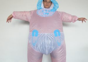 Baby Inflatable Costume For Adult Inflatable Costumes