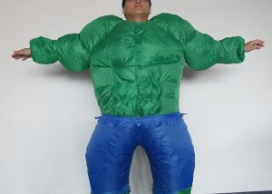 Adult Halloween Costumes The Hulk Inflatable Costume Party Costumes