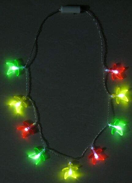 LED Christmas Lights Merry Christmas Tree LED Lights Lighting Up