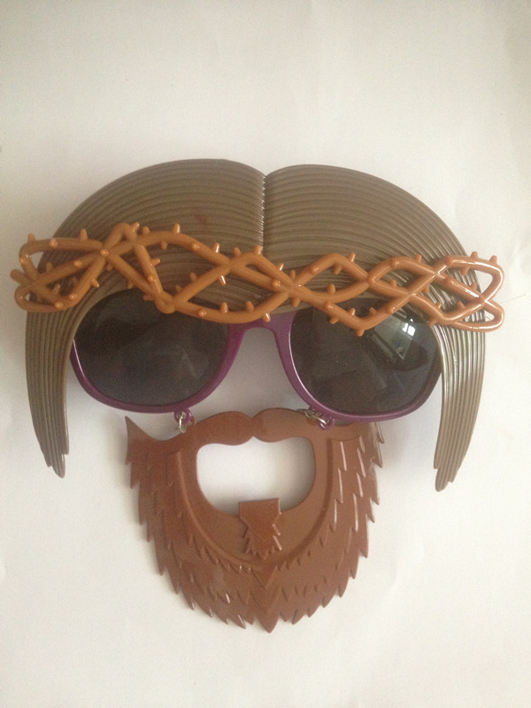 Party Novelty Glasses Happy Man with Beard Summer Eye Glasses