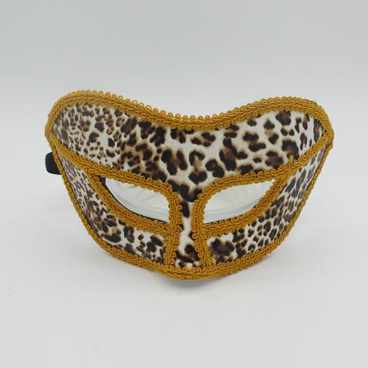 Halloween Masquerade Masks Costume Masks Fabric Party Masks
