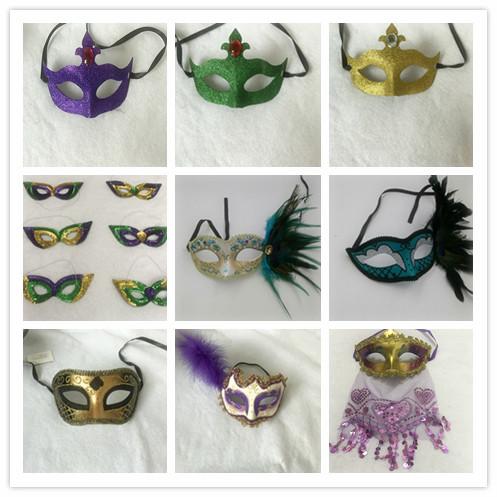 Maedi Gras Masks Masquerade Masks