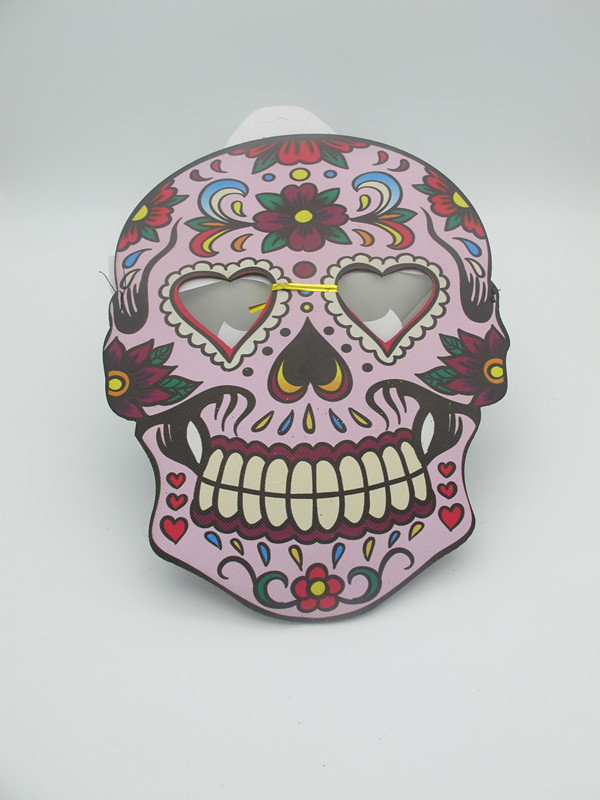 Day of The Dead Party Masks Fullface Sugar Skull Mask