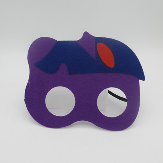 Non Woven Felt Masks Animal Eye Masks