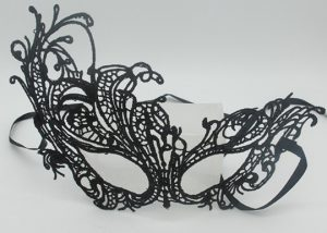 Christmas Masquarade Masks Multi-style Elegant Balck Lace Mask