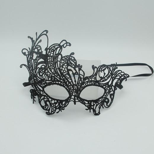 Venetian Mask Lace Mask