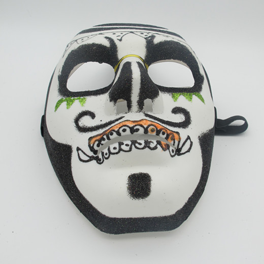 Halloween Party Themes Multi-styles Full Face Carneval Masks