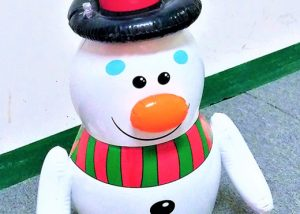 Inflatable Party Toys Christmas Snowman Inflatable Toys