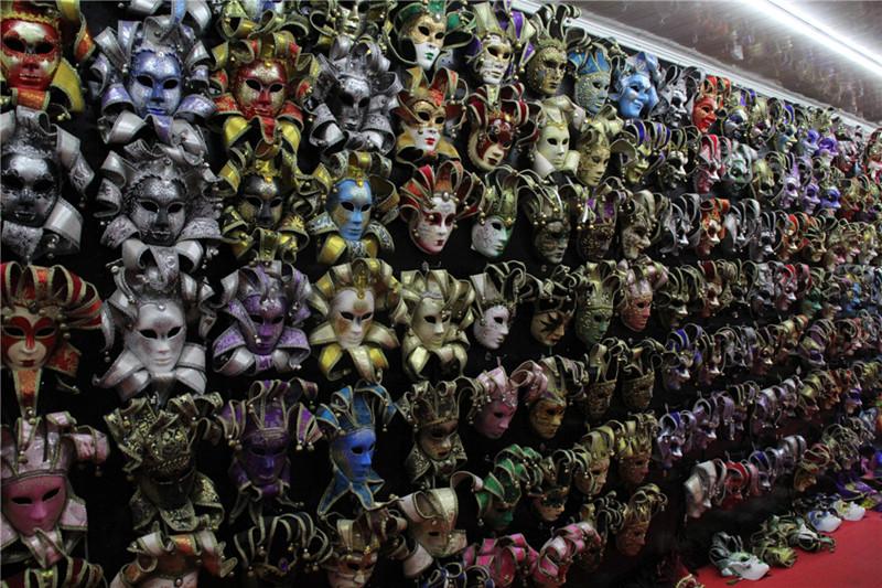 Masquerade Mask Venetian Masks