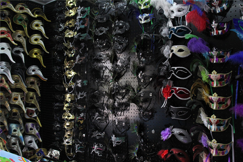 Masquerade masks for men and women: Shop for masquerade ball masks, Venetian masks, feather masks, carnival masks, and other party masks.  his luxurious mask is made to be worn all night showing elegance and richness in a beautiful design. Perfect for a Halloween, Masquerade, Mardi Gras, Prom