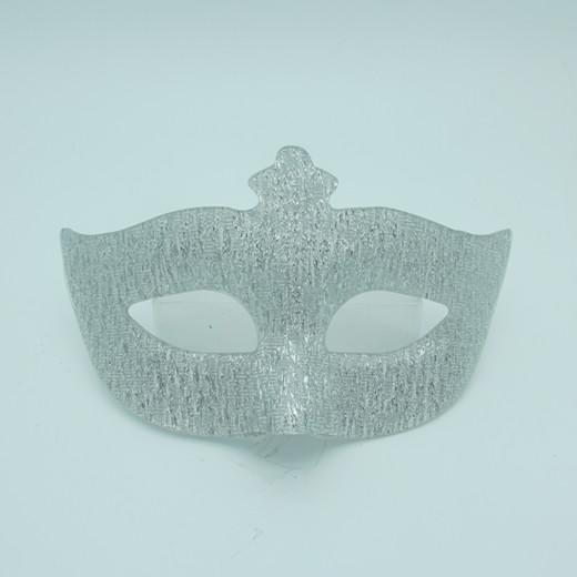 FDL Acylic Glitter Sliver Masquerade Masks Costume Mask