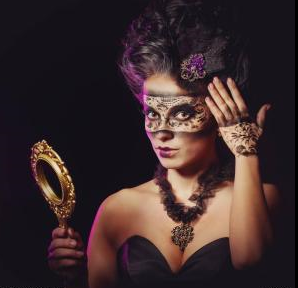 Maskquerade Mask