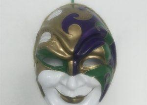 """28""""Mardi Gras Jumbo Giant Mask"""