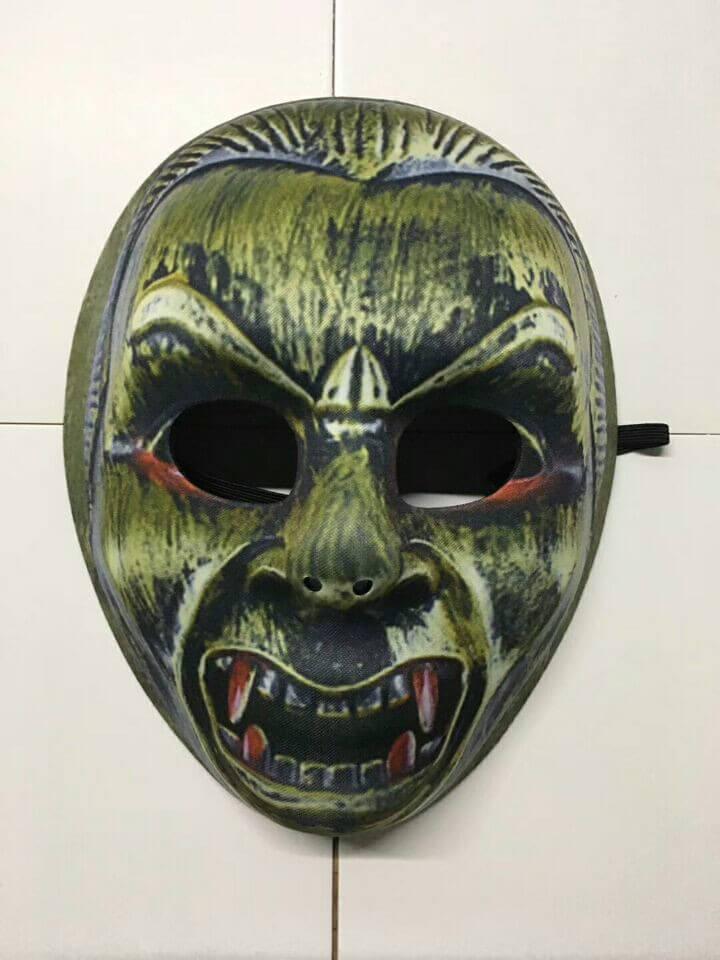 Devil Mask Halloween Maske Skull Mask
