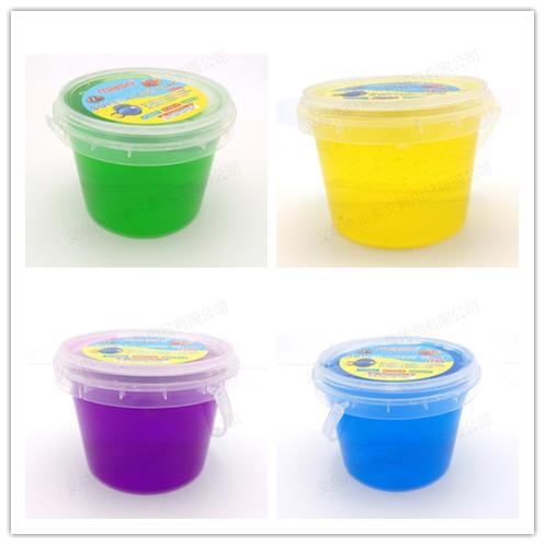 Multi-color Non-sticky Slime