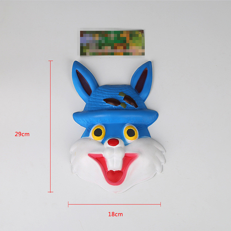 Animal Masks Happy Rabbit Mask