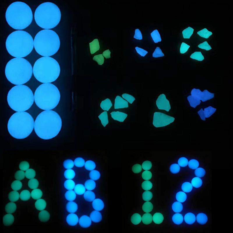 Glow Stones Samples