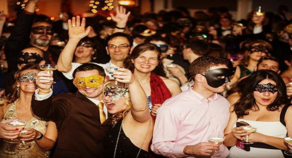 Masquerade Ball Party Masks