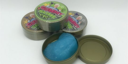 New Magic Glitter Gummy Slime Magic Putty For Kids and Adult Play