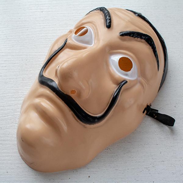 La Casa De Papel Money Heist Mask Movie Mask