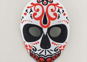 Day of The Dead Sugar Full Face Mask