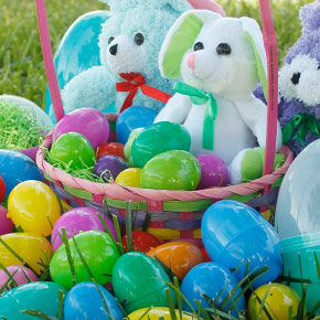 Easter Favor Lego Party