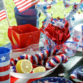 Fourth Of July Supplies