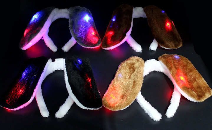 Animal Headband LED Light Up