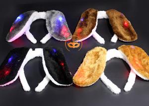 Puppy Dog Ear Headband LED Lighting Up Animal Headband