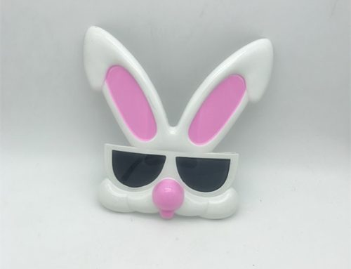 Rabbit Plastic Novelty Eyeglasses For Adult Kids Costume Accessories