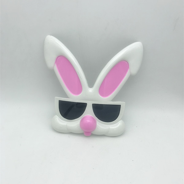 1304ddbf51 Rabbit Plastic Novelty Eyeglasses For Adult Kids Costume Accessories