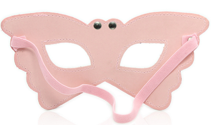Stag Party Valentine Party Sexy GamePink Party Mask
