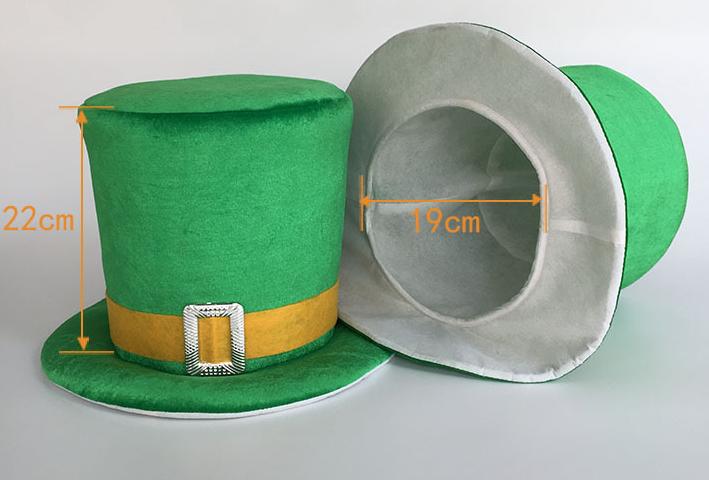 St. Patrick's Day Costume Velvet