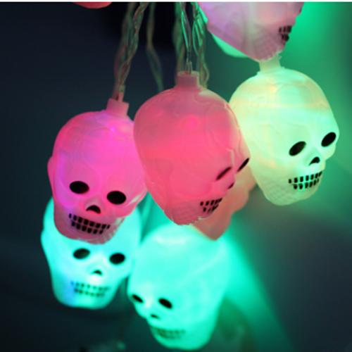 LED Light Up Skeleton Home Deco